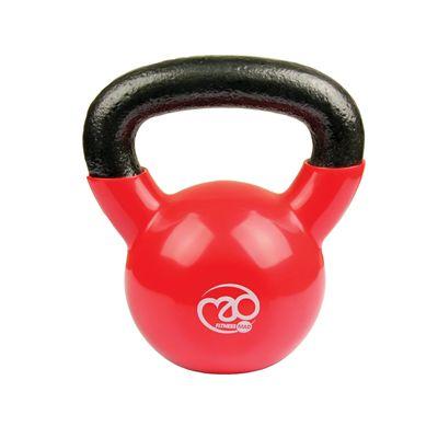 Fitness Mad 10kg Kettlebell - Back