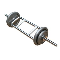 Fitness Mad 1 Inch Spinlock Tricep Bar