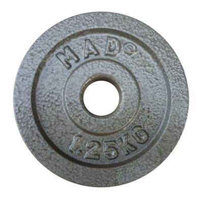 Fitness Mad 1 Inch Weight Plate 1.25Kg
