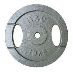 Fitness Mad 1 Inch Weight Plate - 10kg