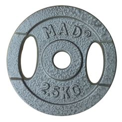 Fitness Mad 1 Inch Weight Plate - 2.5kg