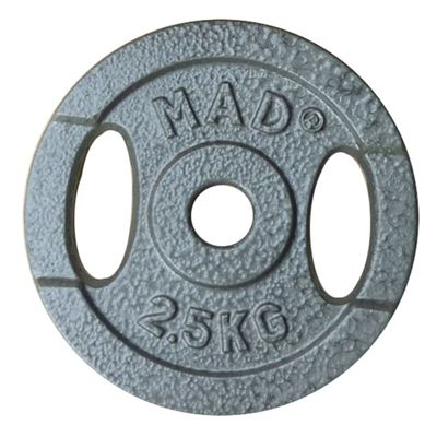Fitness Mad 1 Inch Weight Plate 2.5kg