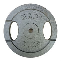 Fitness Mad 1 Inch Weight Plate - 20kg