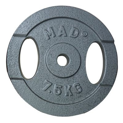 Fitness Mad 1 Inch Weight Plate 7.5kg
