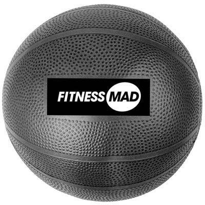 Fitness Mad 1kg Medicine Ball - Back