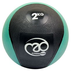 Fitness Mad 2Kg PVC Medicine Ball