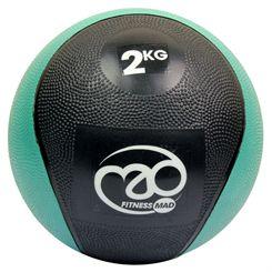 Fitness Mad 2Kg PVC Medicine Ball