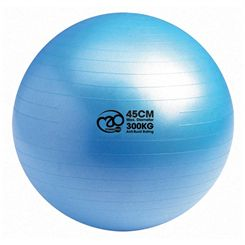 Fitness Mad 300kg Anti-Burst Swiss Ball - 45cm