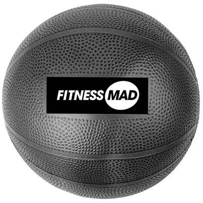 Fitness Mad 3kg Medicine Ball - Back