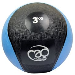 Fitness Mad 3Kg PVC Medicine Ball
