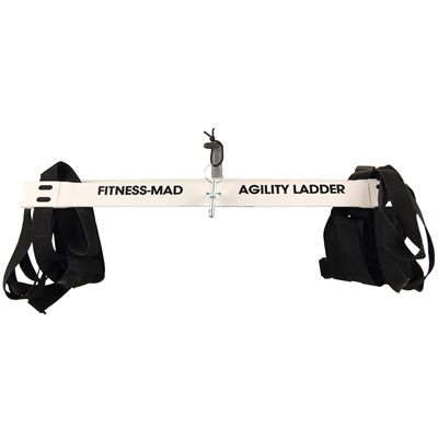 Fitness Mad 4.2m Pro Agility Ladder Image Two