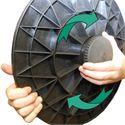 Fitness Mad 40cm Adjustable Wobble Board Regulation