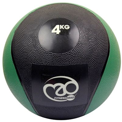 Fitness Mad 4Kg PVC Medicine Ball