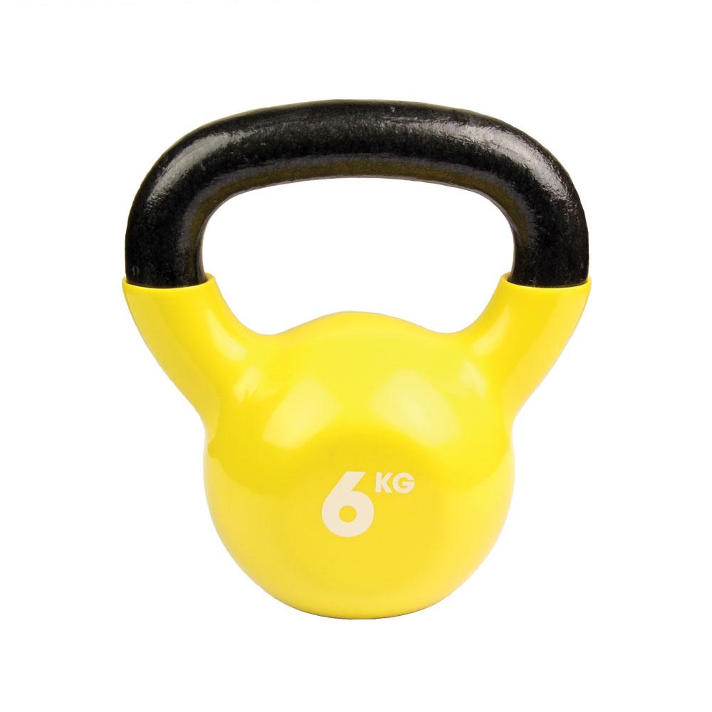Fitness Mad 6kg Kettlebell
