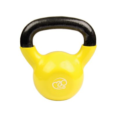Fitness Mad 6kg Kettlebell - Back