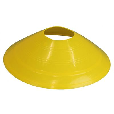 Fitness Mad Agility Cones - Yellow