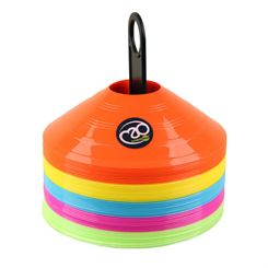 Fitness Mad Agility Cones - Pack of 50