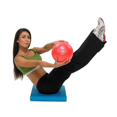 Fitness Mad Balance Pad in Use Image