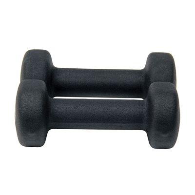 Fitness Mad Black Neoprene Dumbbells - 1kg b