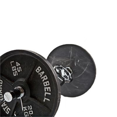 Fitness Mad Burn Machine Olympic Adapters