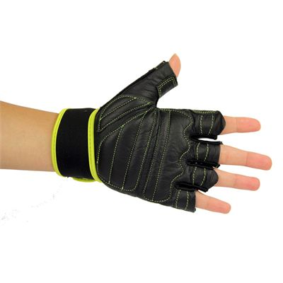Fitness Mad Core Fitness and Weight Training Gloves-Bottom