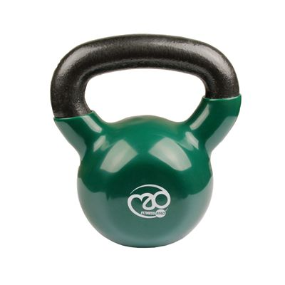 Fitness Mad Kettle Bell 12Kg - Back