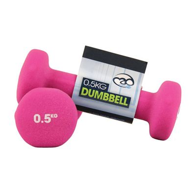 Fitness Mad Neo Dumbbell Pair 0.5kg