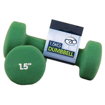 Fitness Mad Neo Dumbbell Pair 1.5kg