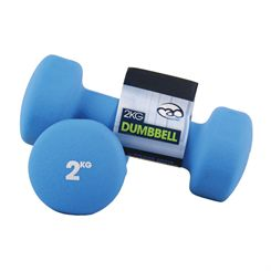 Fitness Mad Neo Dumbbell Pair 2kg