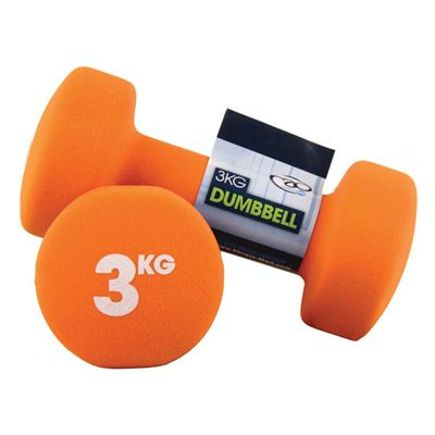 Fitness Mad Neo Dumbbell Pair 3kg
