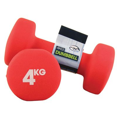 Fitness Mad Neo Dumbbell Pair 4kg Image
