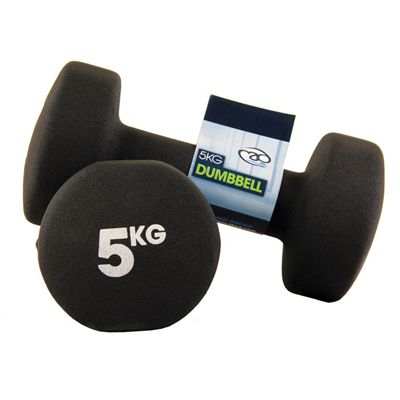Fitness Mad Neo Dumbbell Pair 5kg