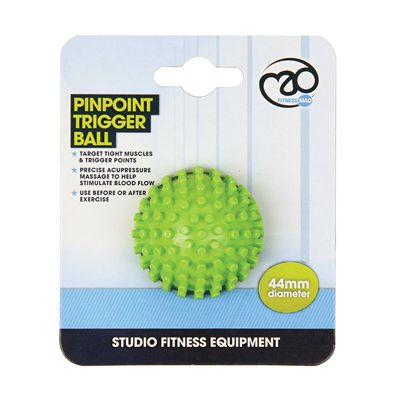 Fitness Mad Pinpoint Trigger Massage Ball - Box