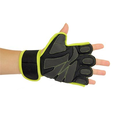 Fitness Mad Power Lift Weightlifting Gloves Bottom