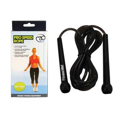 Fitness Mad PRO Speed Rope - 10ft