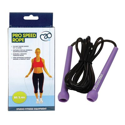 Fitness Mad PRO Speed Rope - 8ft