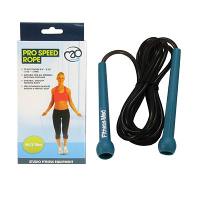 Fitness Mad PRO Speed Rope - 9ft