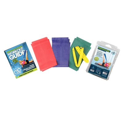 Fitness Mad Resistance Band Kit - Packaging