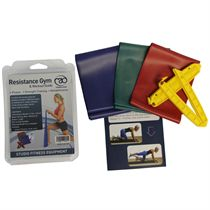 Fitness Mad Resistance Band Kit