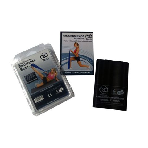 Fitness Mad Resistance Band Strong Plus User Guide