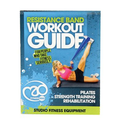 Fitness Mad Resistance Band User Guide