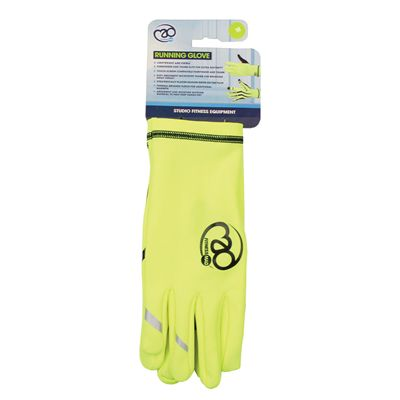 Fitness Mad Running Gloves-Pack