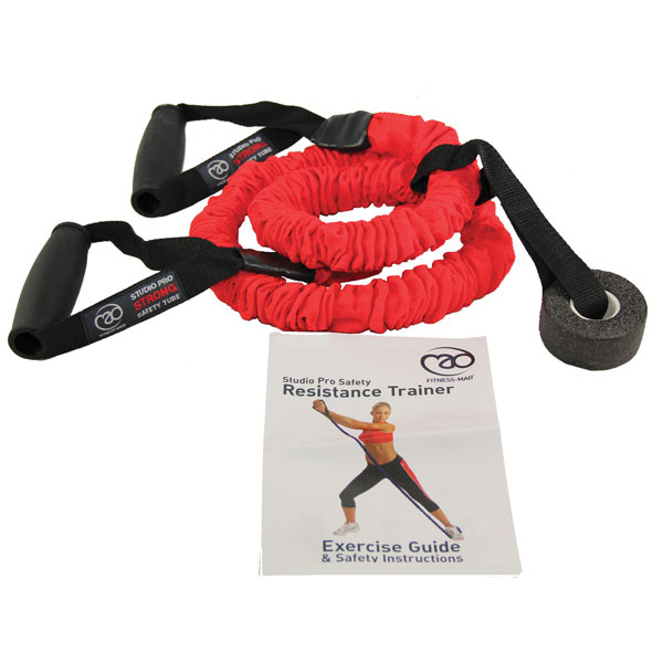 Fitness Mad Safety Resistance Tube Strong