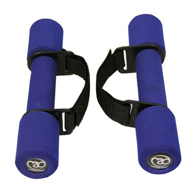 Fitness Mad Soft Dumbbells with Handles - 2 x 0.5Kg