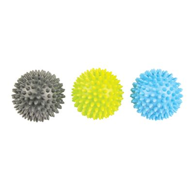 Fitness Mad Spikey Trigger Massage Ball Trio
