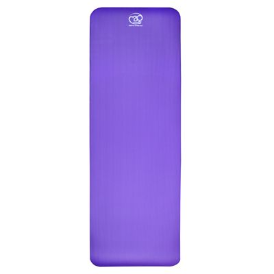 Fitness Mad Stretch Fitness Mat - Unfolded