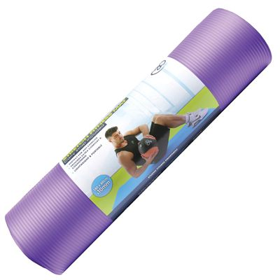 Fitness Mad Stretch Fitness Mat - Unpacked
