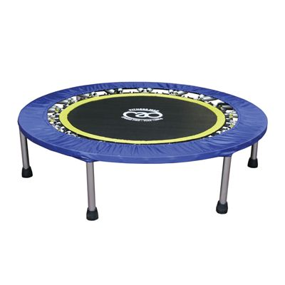 Fitness Mad Studio Pro 40in Rebounder-Front View