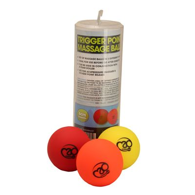 Fitness Mad Trigger Point Massage Ball Set Image