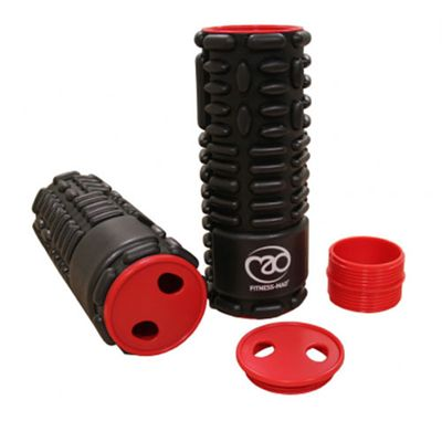 Fitness Mad Twin Vari-Massage Roller with Cap